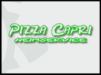 Lieferservice Pizza Capri in Bammental