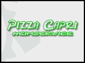 Pizza Capri in Bammental