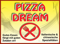 Lieferservice Pizza Dream in Köln