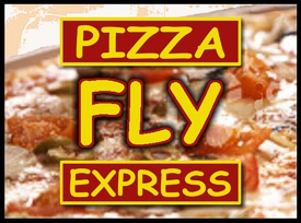 Pizza Fly Express in Schallstadt