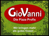 Lieferservice Giovanni Pizza in Hannover