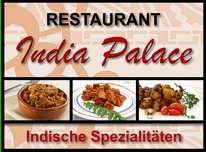 Lieferservice Restaurant India Palace in Berlin