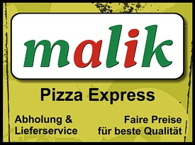 Malik Pizza Express in Ergenzingen