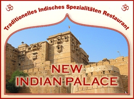 New Indian Palace in Freising