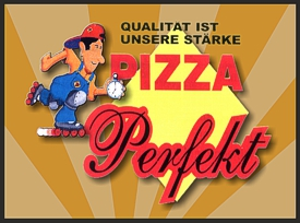 Pizza Perfekt Heimservice in Holzgerlingen