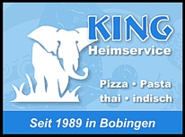 Lieferservice King Pizza-Heimservice in Bobingen
