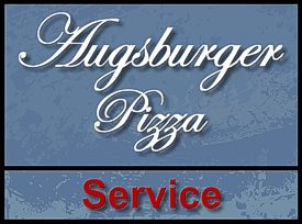 Augsburger Pizzaservice in Augsburg
