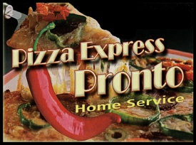 Pizza Express Pronto in Illingen