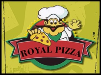 Lieferservice Royal Pizza in Ludwigshafen