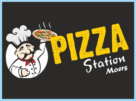 Pizza Station in Moers