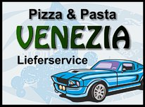Lieferservice Pizza Venezia in Fürth