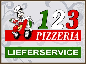 123-Pizzeria in Rödermark