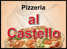 Pizzeria al Castello in Wiesbaden
