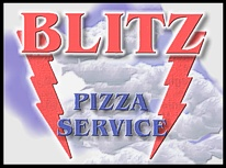 Lieferservice Blitz Pizza Service in Nürnberg
