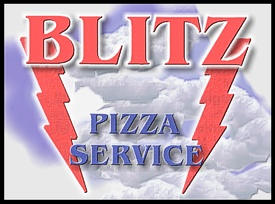 Blitz Pizza Service in Nürnberg