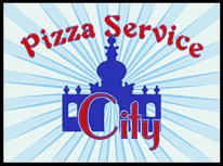 Lieferservice Pizza Service City in Dresden