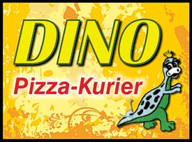 Dino Pizza-Kurier in Nürnberg