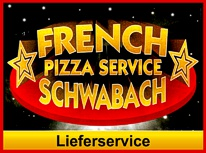 Lieferservice French Pizzaservice in Schwabach