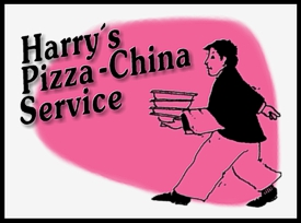 Harrys Pizza-China Service in Königsbrunn