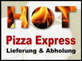 Hot Pizza Express in Kirchheim Teck