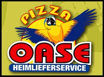 Lieferservice Pizza Oase in Augsburg
