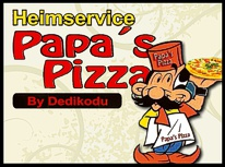 Lieferservice Papa`s Pizza in Augsburg