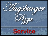 Lieferservice Augsburger Pizzaservice in Augsburg
