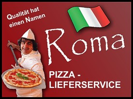 Roma Pizza Service in Lichtenstein
