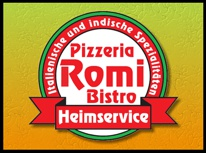 Lieferservice Pizzeria Romi in Ingolstadt-Ringsee