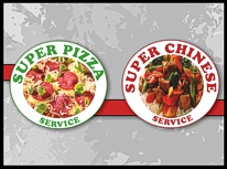 Lieferservice Super Pizza- und China-Service in Stuttgart