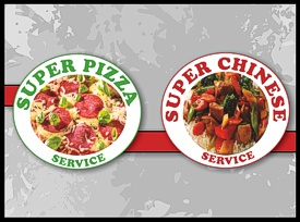 Super Pizza- und China-Service in Stuttgart